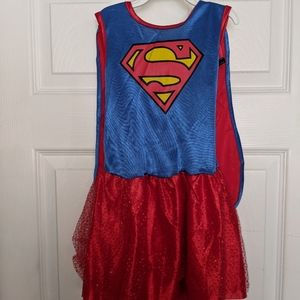 Supergirl Costume 4T